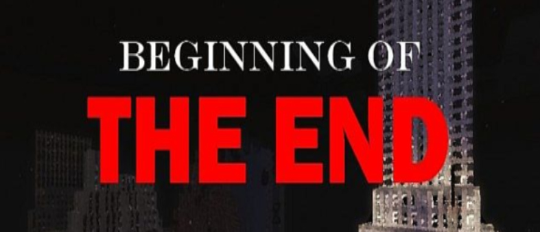 THE BEGINNING OF THE END | Home